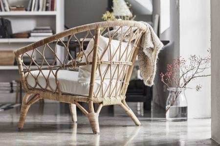 A nova coleção Stockholm aposta nos materiais artesanais e nos detalhes.