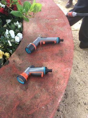 Pistolas de mangueiras