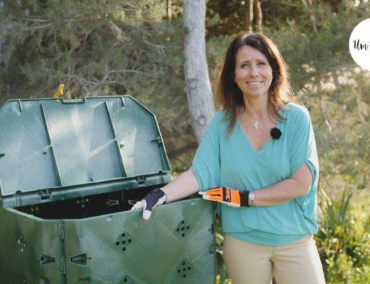 fazer compostagem