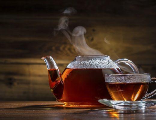 segredos do chá